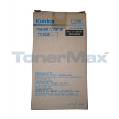 KONICA 8020/8031 TONER BLACK